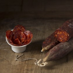 Chorizo Iruna Boyau Naturel 1/2 Sous Vide