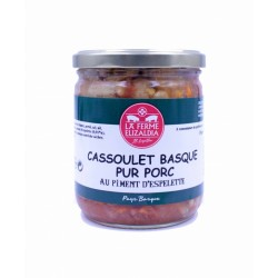 Cassoulet Verrine 380 G