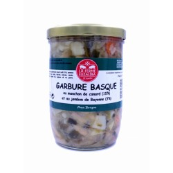 Garbure Verrine 750 G
