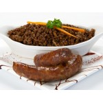 Saucisses Confites Lentilles Verrine 380g