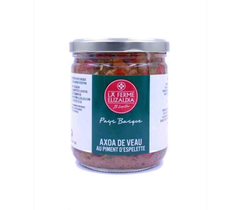 Axoa De Veau Verrine 380 G