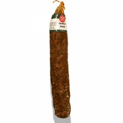 Chorizo Iruna Boyau Naturel Long Vrac